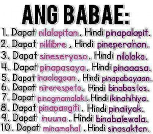 tagalog quotes about love triangle