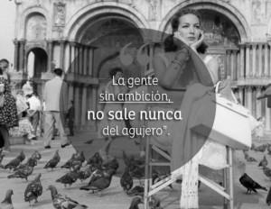 María Félix (© Quién.com/Getty Images)