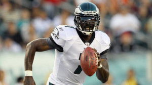 Vick: I Didn't Want to Come to Philadelphia