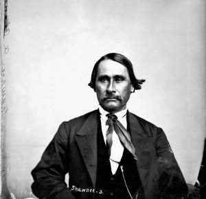 Chief Tecumseh Silver