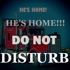 truckers wives sayings more trucks life trucks trucker disturbing ...