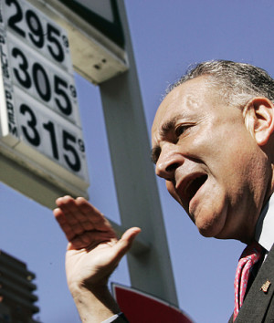 Senator Charles Schumer, On the nation's rising gas prices