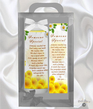 Sayings Someone Special (White/Ivory)