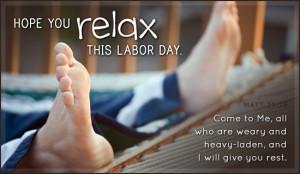 Labor Day Ecard