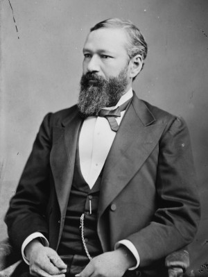 Pinckney B.S. Pinchback, the first black governor in the United States ...
