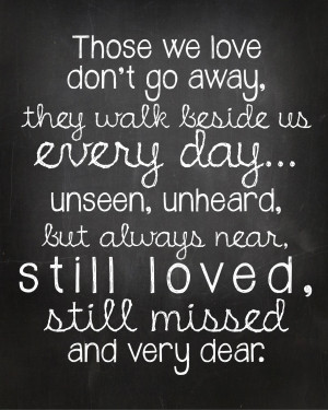 Missing Someone Who Has Passed Away Quotes Popular items for passed ...