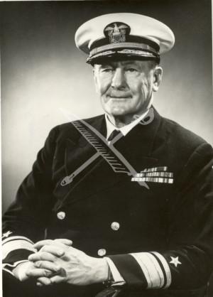 RAdm Samuel E Morison ship named in his honor