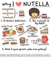 Why I Luv Nutella