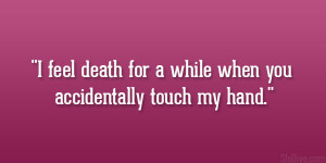 Quotes and Sayings About Death