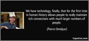 Quotes About Human Connection