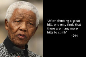 Nelson Mandela Quotes About Change