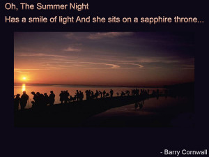 Summer Quotes and Sayings :