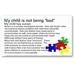 Autism Quotes And Sayings The did you knows of #autism