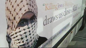 Bus ads with jihadist quotes draw outcry in San Francisco | Fox News