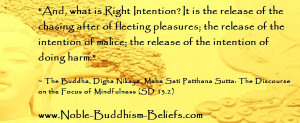 Buddha Quote What is Right View?