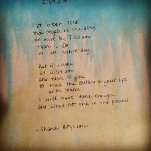 59 am #shane koyczan #watercolors #poetry #military
