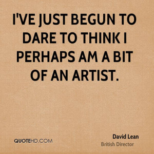 David Lean Quotes