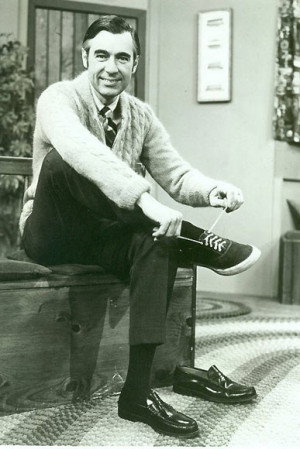 Mr. Rogers' legacy continues with Fred Forward and Won't You Be My ...