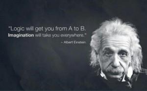 Imagination. Einstein