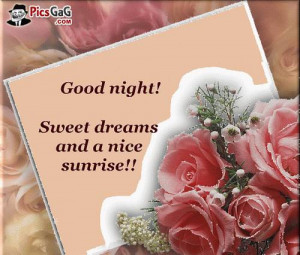 terms good night sweet dreams poems cute goodnight pictures for him ...