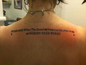 Tattoo Designs Quotes
