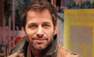 Zack Snyder Talks Watchmen