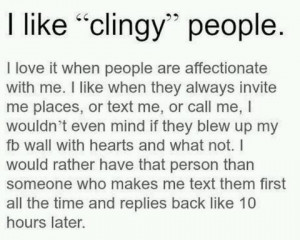 clingy!Clingy People, People Personalized, Sadness Truths, Quotes ...