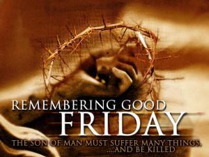 Good Friday Church Rituals