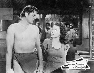 for: Details About Maureen Osullivan Johnny Weissmuller Tarzans New HD ...
