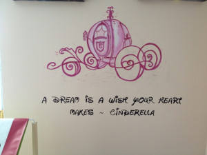 Carriage and Quote, going to get my brother to paint this for my lil ...