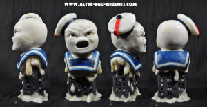 Next Friday Joker Joker and mr. stay puft mini-