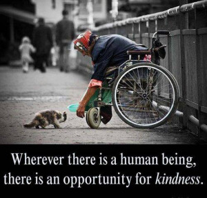 Kindness 02 - Thoughtfull quotes Picture