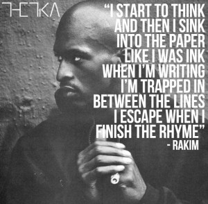 Rakim Quotes