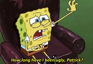 Lol Funny Spongebob Squarepants Ugly Patrick Star