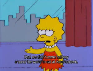 bart simpson cartoon funny ovaries quote the simpsons