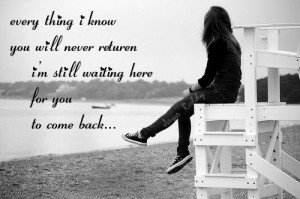Still Waiting For You