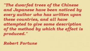 Robert fortune famous quotes 5