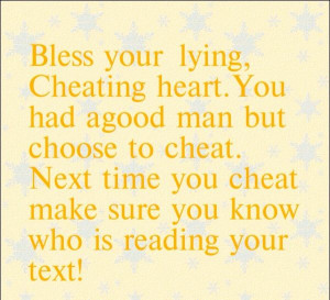 Funny Quotes About Cheating Women http://www.pinterest.com/pin ...