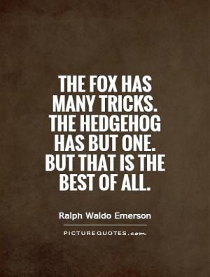 Tricks Quotes