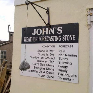 Funny Picture of the Day ~ Humor ~ Weather Forecasting ~ Enjoy ~ Joke ...