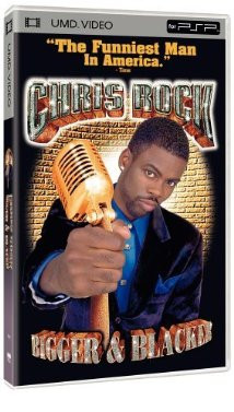 Chris Rock: Bigger & Blacker (1999) Poster