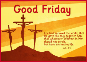 Good Friday Service – 7pm