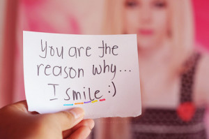 You 39 re the Reason I Smile Quotes