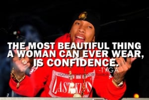 tyga quotes about trust