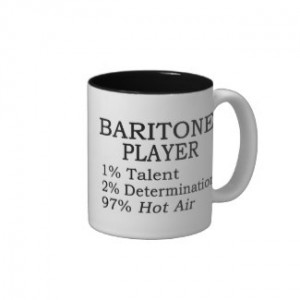 baritone player hot air by danger instrument baritone of doom by ...