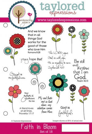 Flowers and God sayings!!