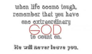 Amen! Thank you God!