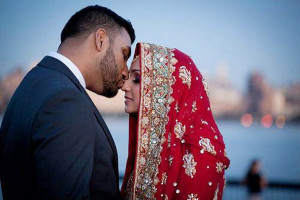 40 Cute and Romantic Muslim Couples