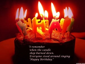 Home » Quotes » Happy Birthday Quotes HD Wallpaper