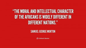 Quotes About Morals and Character